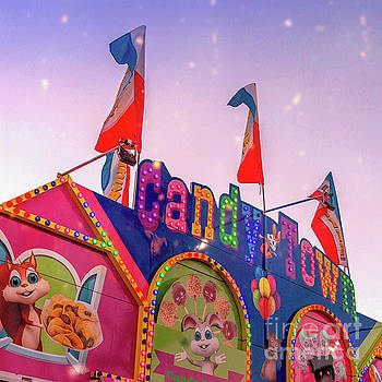 Candytown by Cindy Garber Iverson