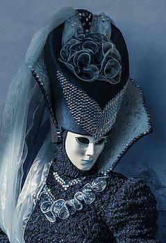 Canival mask 4 by Livio Ferrari