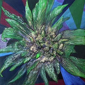 Cannabis series, Juicy fruit by Alyssa Serpentini