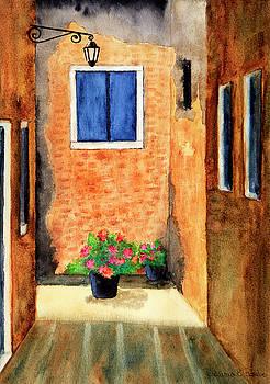 Patricia Beebe - Cannaregio Alley, Venice