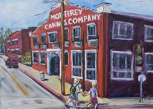 Cannery Row Summer by Mary Beth Harrison