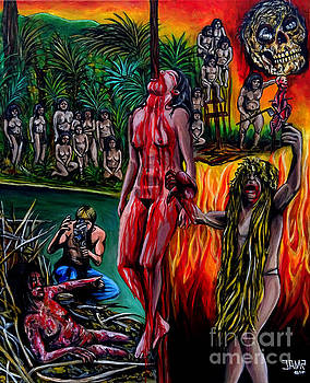 Cannibal Holocaust by Jose Mendez