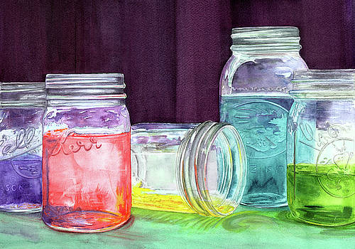 Vicky Lilla - Canning Color