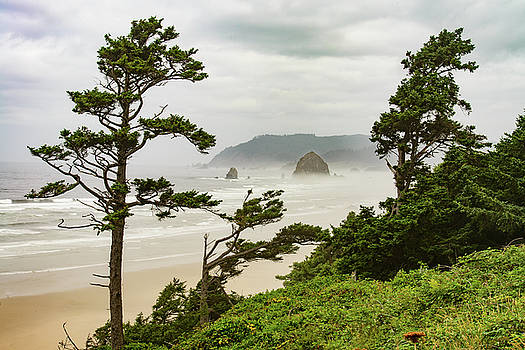 Cannon Beach by Charlie Choc
