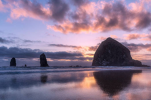 Cannon Beach  by Drew Castelhano