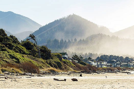 Cannon Beach Oceanfront Vacation Homes by David Gn