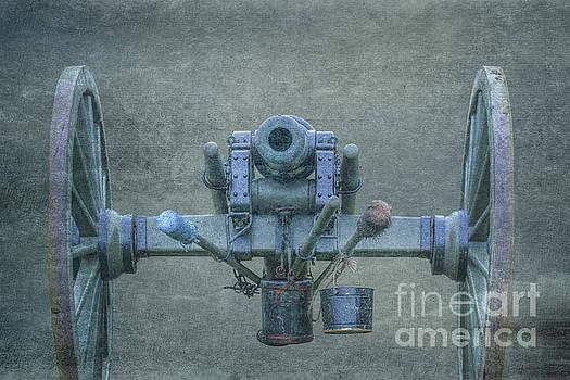 Cannon Civil War Artillery by Randy Steele