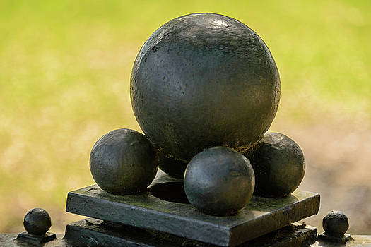 Cannonballs by Robert Mitchell