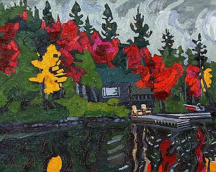 Phil Chadwick - Canoe Lake Chairs