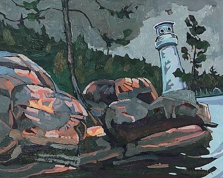 Phil Chadwick - Canoe Lake Light