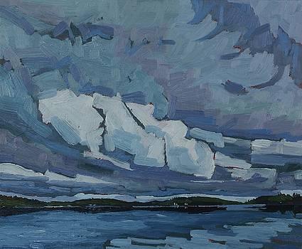 Phil Chadwick - Canoe Lake Overcast