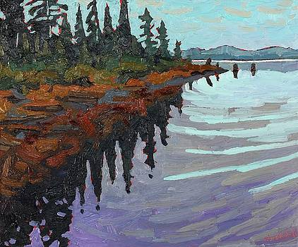 Phil Chadwick - Canoe Lake Point