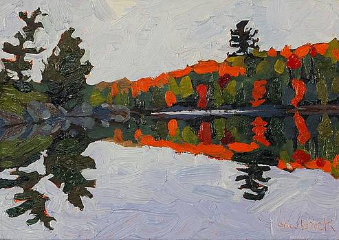 Phil Chadwick - Canoe Lake Whites