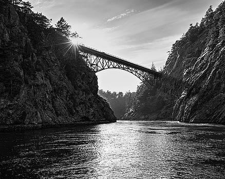 Canoe Pass by Bob Stevens