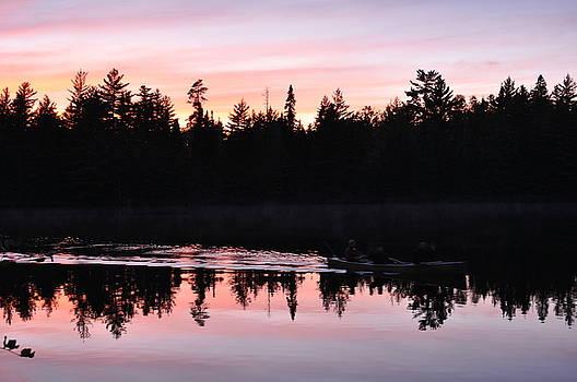 Canoe Trip by Erin Clausen