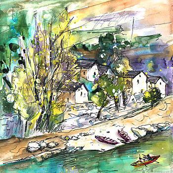 Miki De Goodaboom - Canoeing In The Gorges Du Tarn