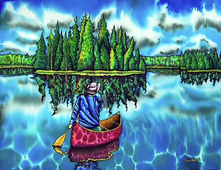 Canoeing Ontario by Daniel Jean-Baptiste