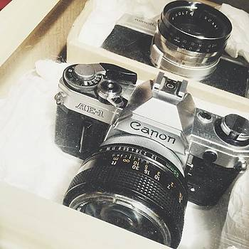 Canon by Anna Schwaab