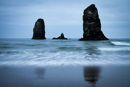Cannon Beach // Oregon by Kirsten Dale