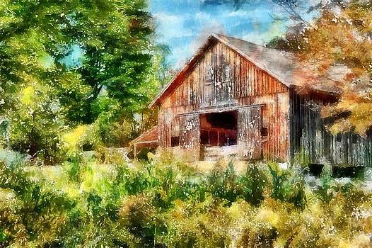 Canterbury Farm by Tricia Marchlik