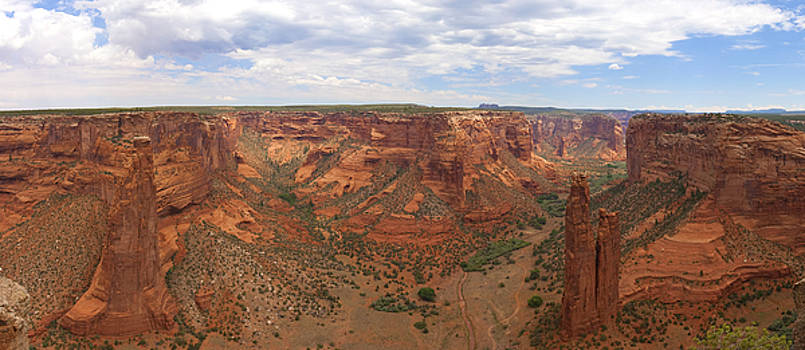 Canyon De Chelly HDR Panorama by Samuel Kessler
