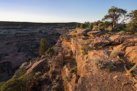 Canyon De Chelly North Rim by Steve Gadomski