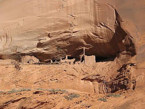 Canyon de Chelly by Rollin Jewett