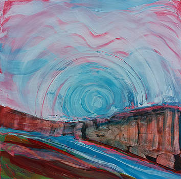 Canyon Dream 37 by Pam Van Londen