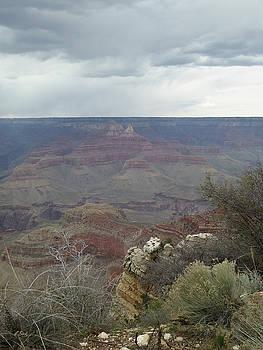 Canyon Edge by Gordon Beck