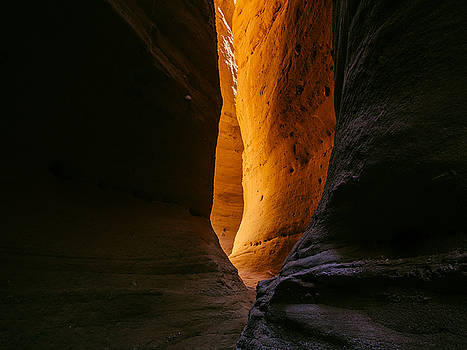Canyon Light by Justin Lowery