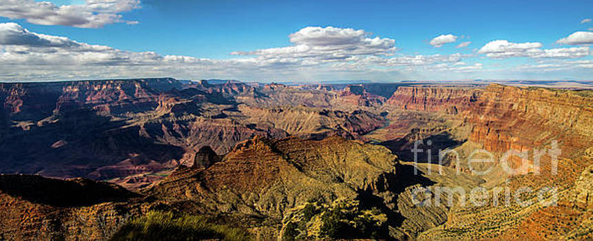 Canyon Panorama by Stephen Whalen