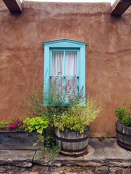 Kurt Van Wagner - Canyon Road Blue Santa Fe