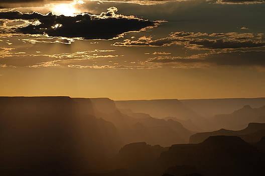 Steve Gadomski - Canyon Strata