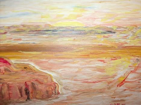 Canyon Sunset by Bob Smith