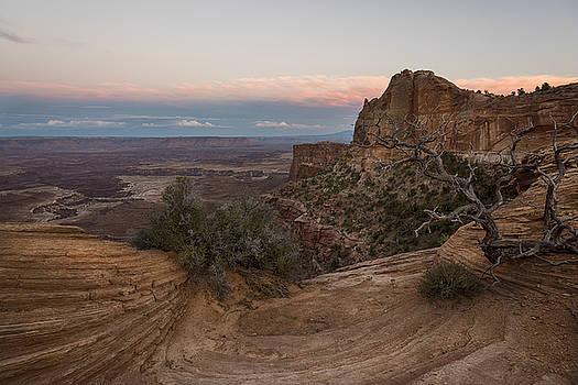 Canyon Vista by Benjamin Sullivan