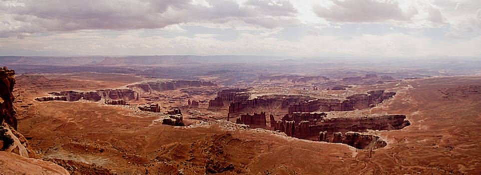 Canyonlands by David Rigg