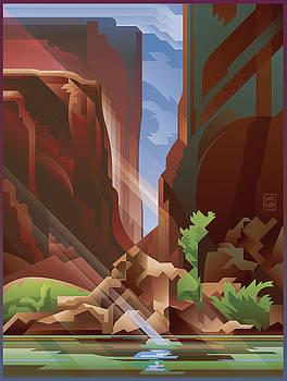 Garth Glazier - Canyonlands Glen Canyon Light