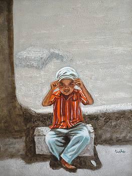 Usha Shantharam - Cap On