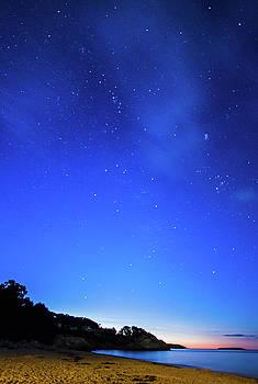 Juergen Roth - Cape Ann Starry Night