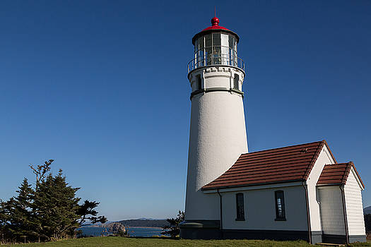 John Daly - Cape Blanco Lighthouse