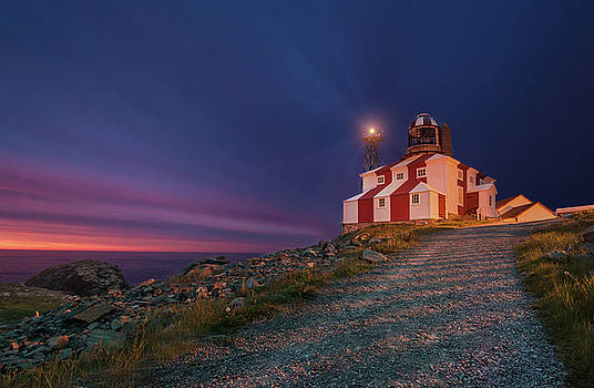 Cape Bonavista Lighthouse by Tracy Munson