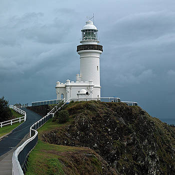 Odille Esmonde-Morgan - Cape Byron Lighthouse