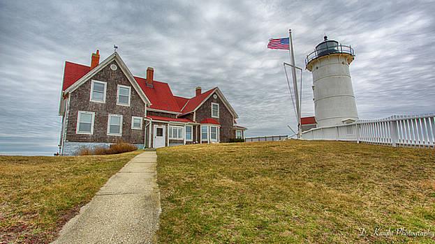Cape Cod Lighthouse by Dillon Kalkhurst