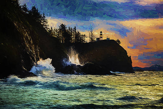 Mike Penney - Cape Disappointment Lighthouse 4