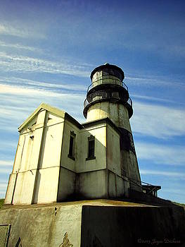 Joyce Dickens - Cape Disappointment Lighthouse