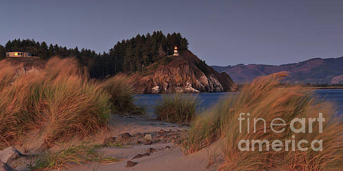 Cape Disappointment Lighthouse by Tim Hauf