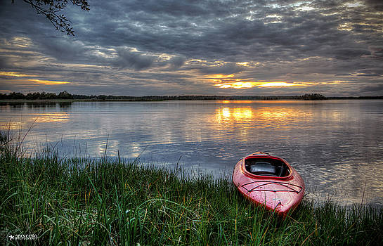Cape Fear Kayak II by Phil Mancuso