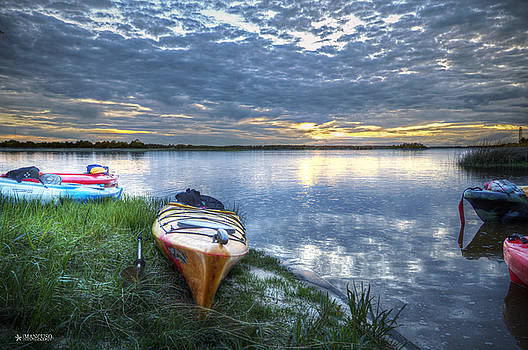 Cape Fear Kayaks by Phil Mancuso