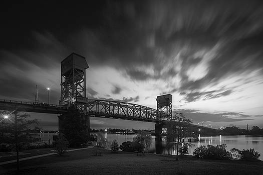 Cape Fear Memorial Bridge by Nick Noble