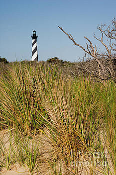 Jill Lang - Cape Hatteras in North Carolina